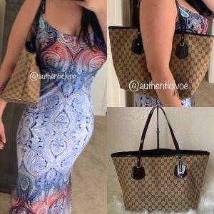 MINT Authentic Gucci tote bag!